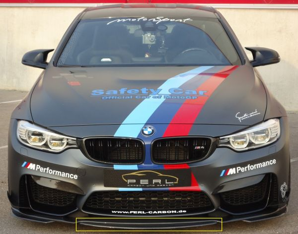 Carbon Frontmittelteil für BMW M3 F80, M4 F82/83 zu Carbon-Schwert 20645PE