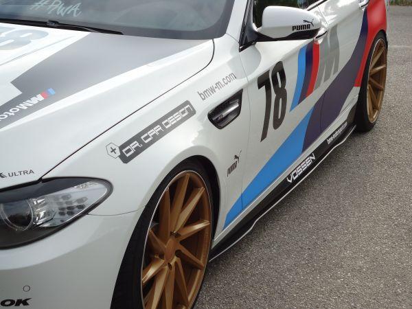 Carbon Seitenschwelleransatz (R/L) für BMW F10/11