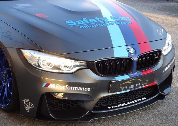Carbon Front Flaps für BMW M3 F80 / M4 F82/83
