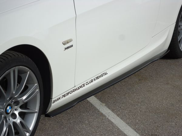 BMW E92/93 M-Paket Carbon Seitenschwelleransatz (R/L)
