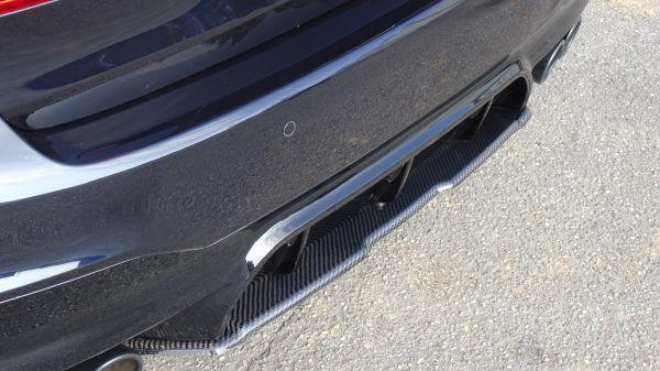Carbon Heckansatz Mitte für BMW M5 F90