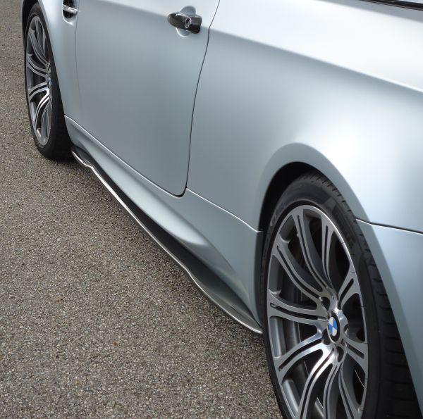 Carbon Seitenschwelleransatz für BMW M3 E92/93 (R/L)