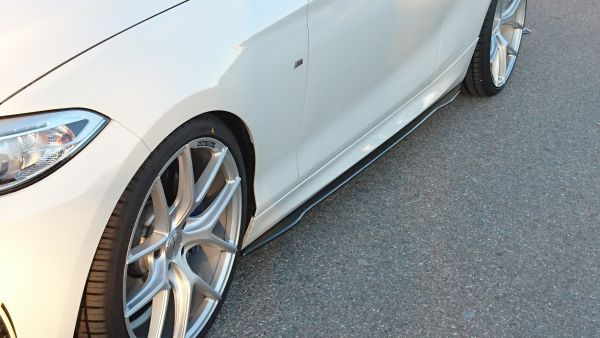 Carbon Seitenschwelleransatz für BMW F21/22/23 (R/L)
