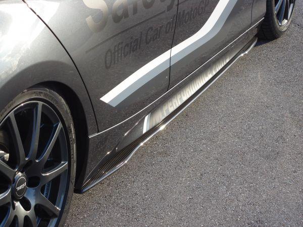 Carbon Seitenschwelleransatz (R/L) für BMW F20 M-Paket