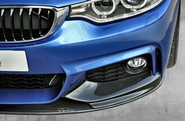 Carbonsplitter Frontstoßstange für BMW F32/33/36 M-Paket