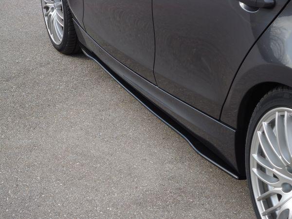 Carbon Seitenschwelleransatz (R/L) für BMW E87 M-Paket