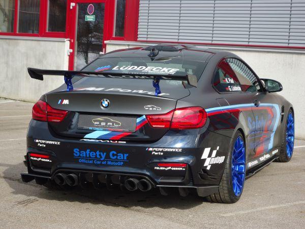 Carbon-Heckdiffusor für BMW M3 F80 / M4 F82/83