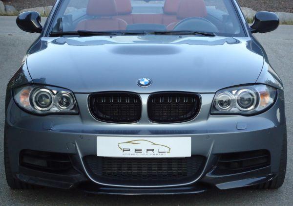 Carbonflaps für BMW 1er E82/88 ohne NSW