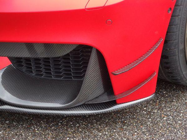 Carbon Front Wings / Canards für BMW M3 F80, M4 F82/83