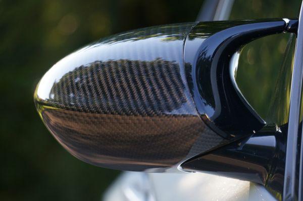 Carbon-Spiegelkappen für BMW 1er M und M 3