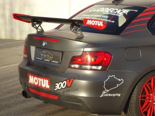 Carbon Heckflügel für BMW E82 Coupé