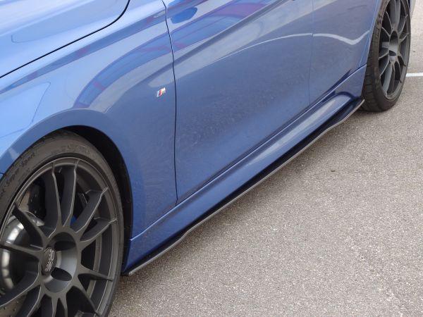 Carbon Seitenschwelleransatz (R/L) für BMW F30/31