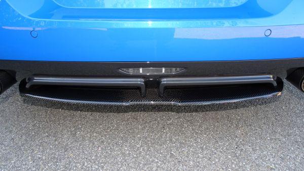 Carbon Heckansatz Mitte für BMW Z4 G29