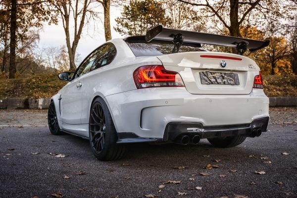 Carbon Heckflügel für BMW 1er M Coupé E82