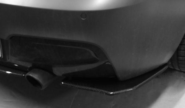 Carbonansatz Heckstoßstange für BMW F20/21 VFL (R/L) M135i
