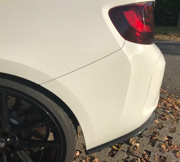 Carbonansatz Heckstoßstange für BMW M2 F87 (R/L)