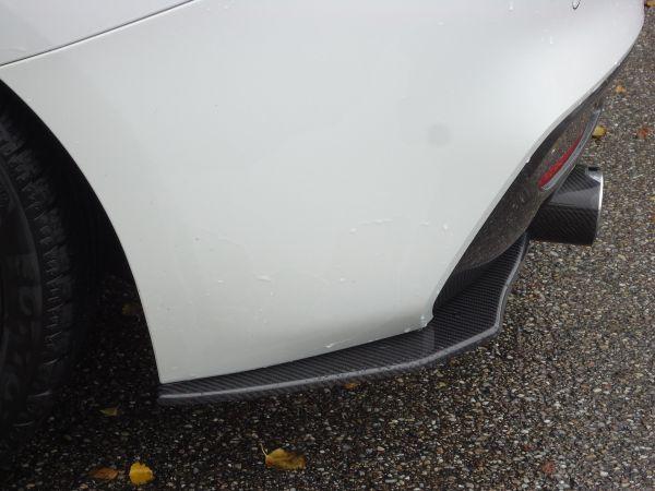 Carbonansatz Heckstoßstange für BMW F20/21 LCI (R/L)