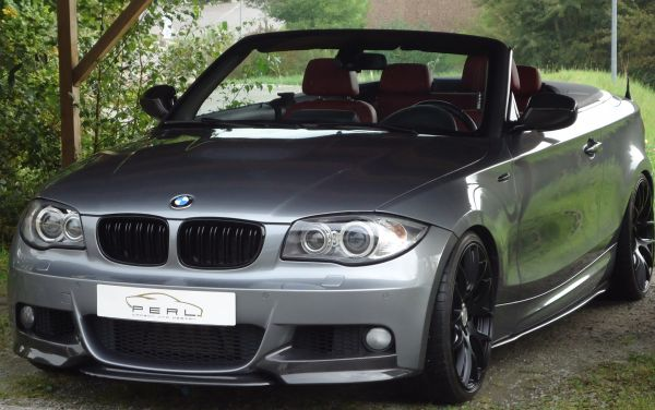 Carbonflaps für BMW 1er E82/88 mit NSW