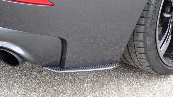Carbonansatz Heckstoßstange für BMW Z4 E89 M-Paket